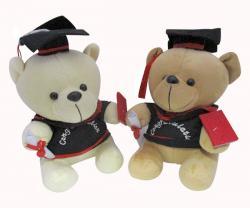 Sticky Graduate Bears - Per Piece - (HH-044)
