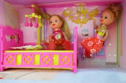 Doll & Bed Set - (HH-045)