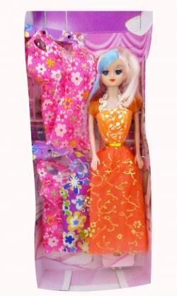 Charm Girl Modern Doll - Per Piece - (HH-046)