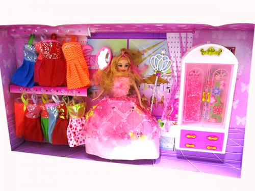 Fashion Doll Set - (HH-048)