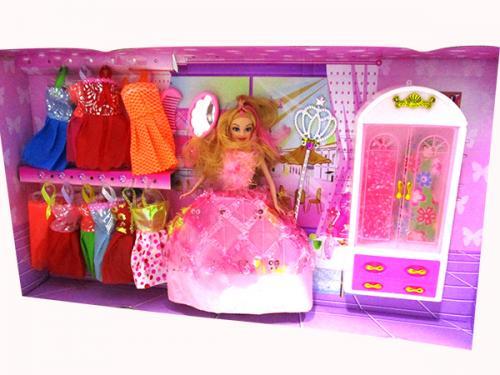 Fashion Doll Set - (HH-048)