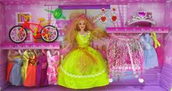 Fashion Doll Set - (HH-049)