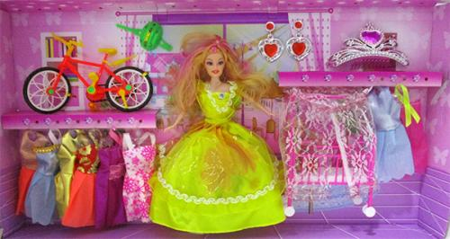 Fashion Doll Set - (HH-049)
