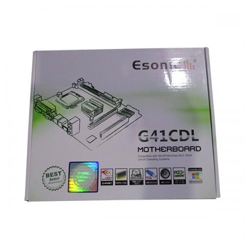 Esonic G41CDL Motherboard - (ESONIC-G41CDL)