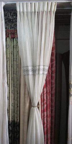 Cotton Net Curtain - Per Meter - (OC-002)