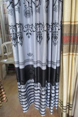 Heavy Black Out Curtain - Per Meter - (OC-004)