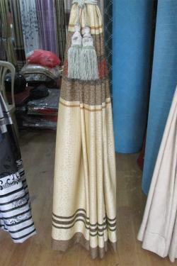 Printed Cotton Curtain - Per Meter - (OC-005)