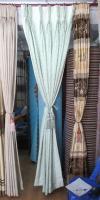 Embossed Cotton Curtain - Per Meter - (OC-007)