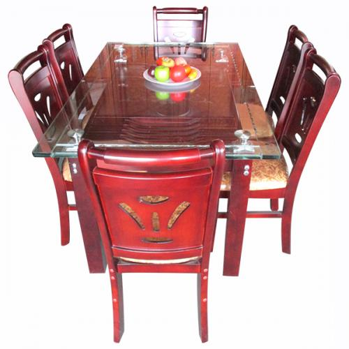 Wooden Dinning Table - 59 x 36 - (LS-005)