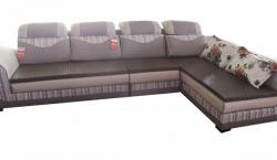Febric L Shape Sofa - 130 x 71 - (LS-016)