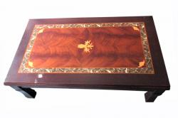 Wooden Coffee Table - 47x27 - (LS-022)