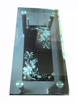 Glass Coffee Table - 36x18 - (LS-023)