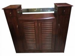 Wooden Shoe Rack - 47x12 - (LS-041)