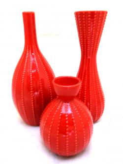 3 Pieces Vase Set - (LS-045)