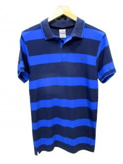 Police Color Half Sleeve T-Shirt - (JP-029)