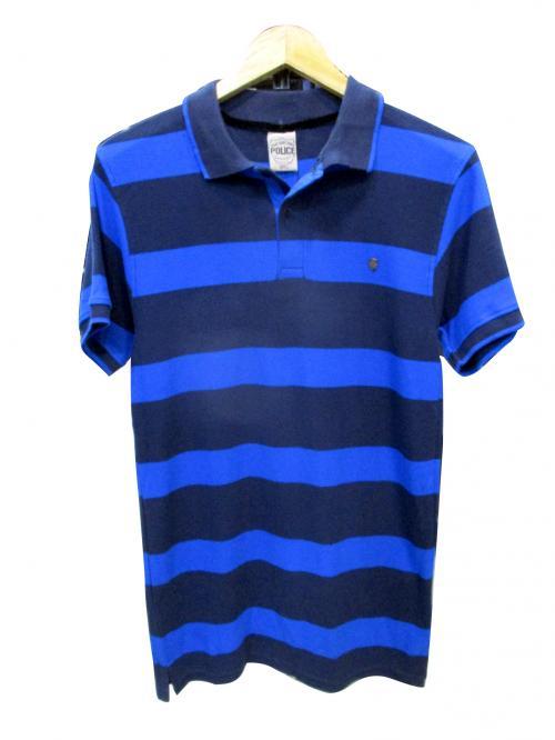Police Color Half Sleeve T-Shirt - (JP-029)