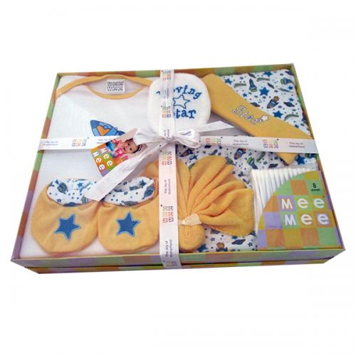 Mee Mee New Born Baby Set - (KC-001)