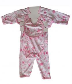 Baby Cloth Set - Free Size - (KC-008)