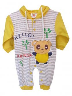 Baby Jumpsuit - Free Size -(KC-009)