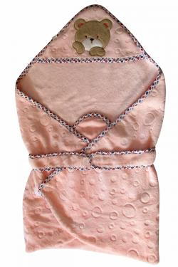 Soft Baby Blanket - (KC-012)