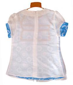 Printed T-Shirt For Girl - (KC-040)