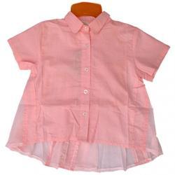Cropped Half Shirt - (KC-041)