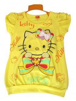 Hello Kitty Printed T-Shirt - (KC-044)