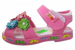 Summer Footwear Toddler Floral Sandals - (KC-068)
