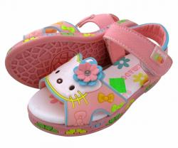 Hello Kitty Flat Sandals - (KC-069)