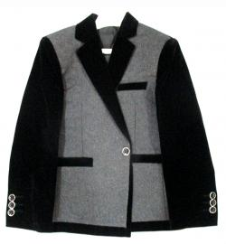 Velvet Coat For Men - (KC-074)