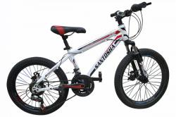 Santosha Boy's Cycle With Gear - (KC-088)
