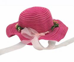 Baby Girl's Hat - Free Size - (KC-094)