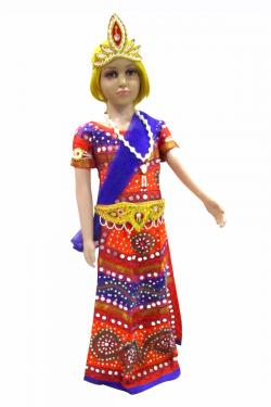 Radha Set For Kids - (KC-096)