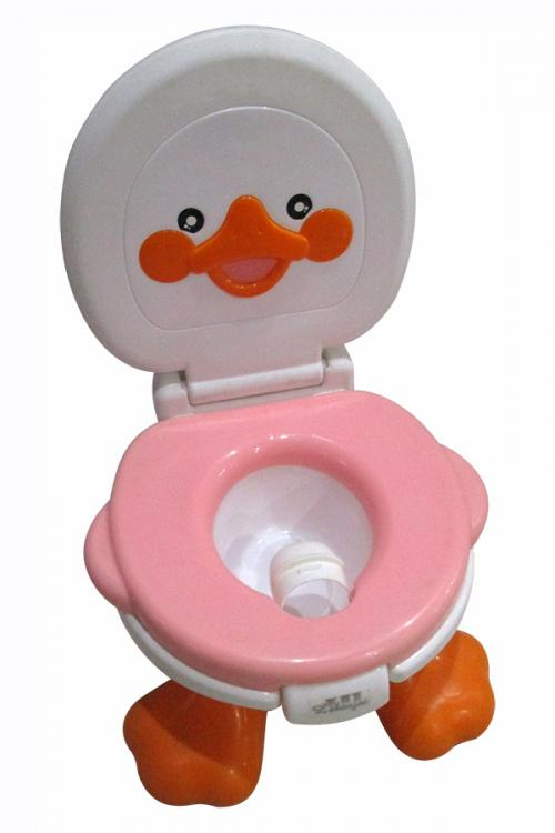 Duck Style Potty Seat For Babies - (KC-097)