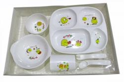 Baby Training Tableware Set - (KC-99)