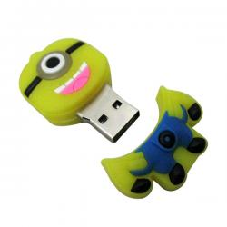 Cartoon Minions Character Pen Drive - 32 GB - (GG-001)