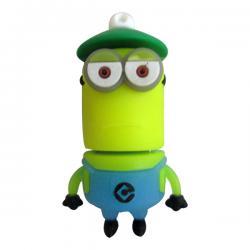 Cartoon Minions Character Pen Drive - 32 GB - (GG-011)