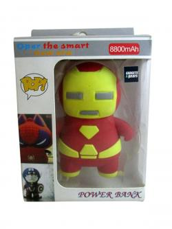 Cartoon Character 8800 mAh Powerbank - (GG-026)