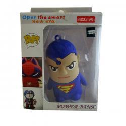Cartoon Character 8800 mAh Powerbank - (GG-027)