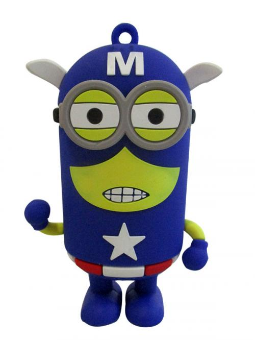 Cartoon Character 8800 mAh Power Bank - (GG-031)