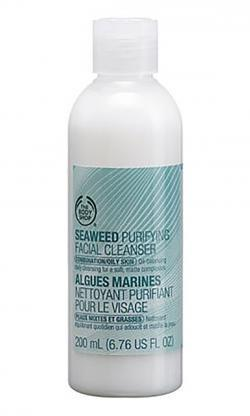Seaweed Purifying Facial Cleanser 200ml - (SC-003)