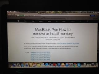 MackBookPro(core i5)