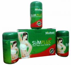Slim Plus Powder Tea - (TS-012)