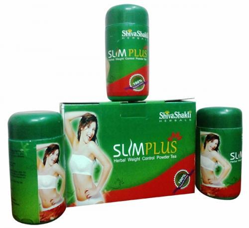 Slim Plus Powder Tea - (TS-012)