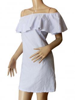 Off-Shoulder Dress - (SAS-001)
