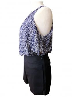 Beautiful Sleeve Less Top - (SAS-002)