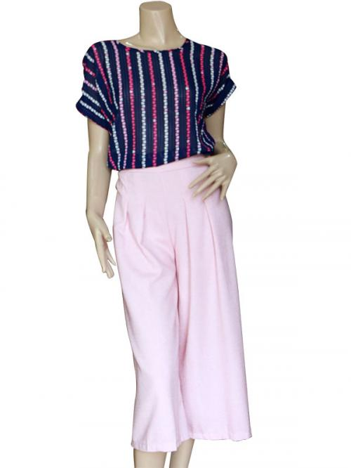 Colorful Ladies Top-Medium - (SAS-008)
