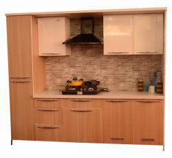 Straight Modular Kitchen Set - (UI-013)