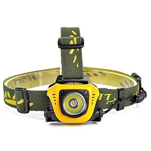 High Power Headlamp - Yellow & Green - (KALA-0200)
