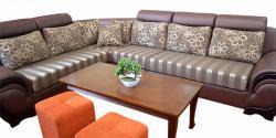 Sofa Set With High Density Foam - (UI-016)